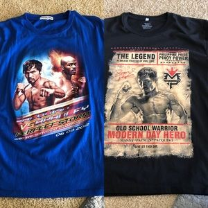 Manny Pacquiao Shirt Bundle